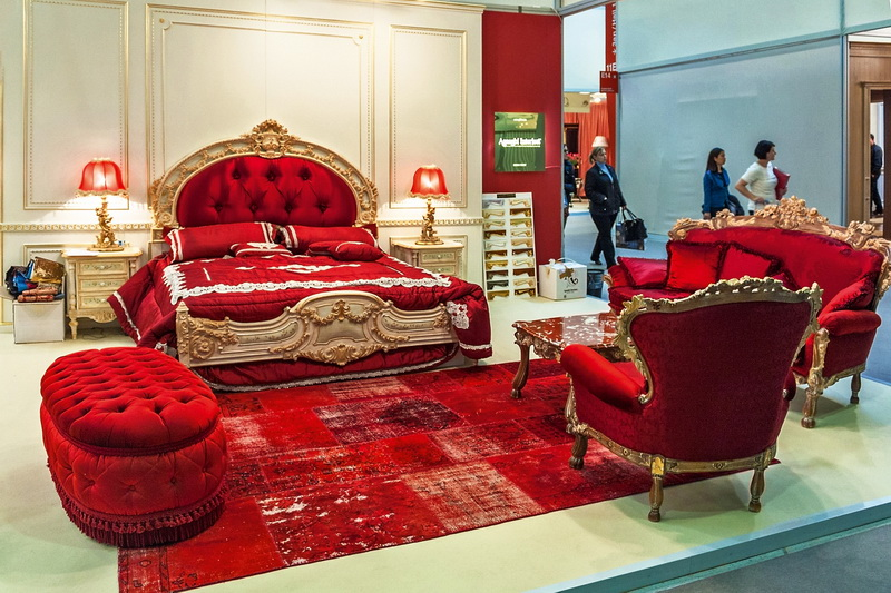 Traditional Italian Style Bedroom Furniture Home